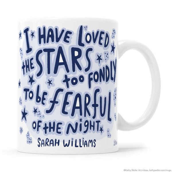 I Have Loved The Stars Too Fondly Sarah Williams