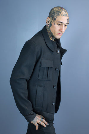 Brunai box coat