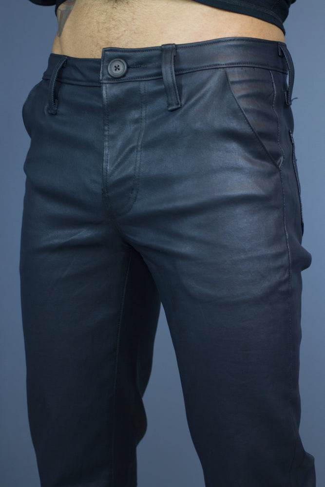 Darby tailored pant-coated
