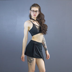 Size 10 Ryan asymmetrical mini skirt
