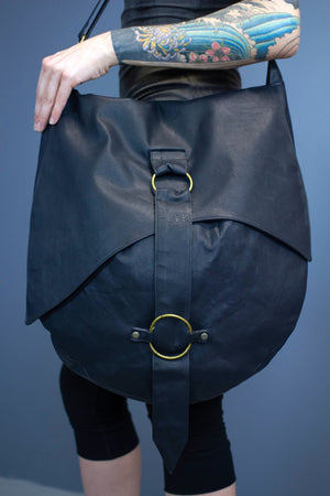 Landry oversized slouch bag