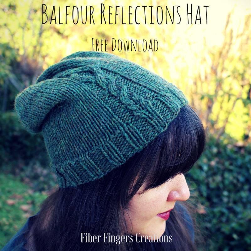 Balfour Reflections Pattern