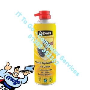 Fellowes 250ml Air Duster Small - IT To Go - Computer Services