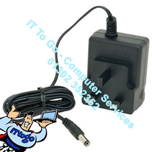 SH 12v DC Mains Power Charger - IT To Go - Computer Services