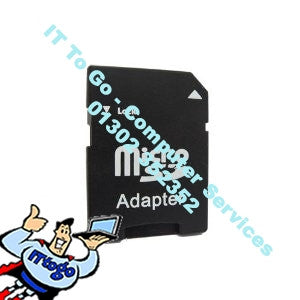 Micro SD - SD Adapter - IT To Go - Computer Services