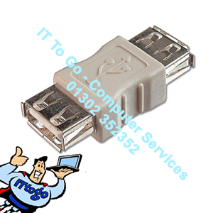 USB To USB Extension Plug - IT To Go - Computer Services