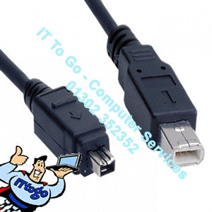 Charisma Firewire Cable - IT To Go - Computer Services