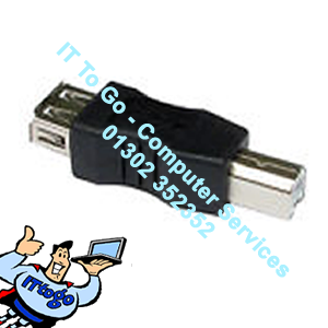 USB/A To USB Extension Plug - IT To Go - Computer Services