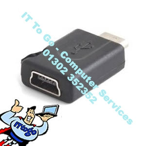 USB - Camera USB Adapter Plug - IT To Go - Computer Services