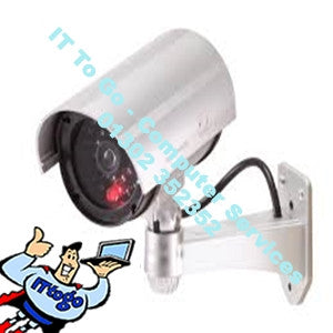 Dummy IR CCTV Camera - IT To Go - Computer Services