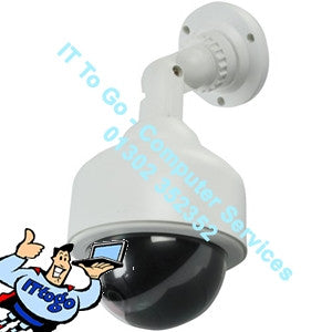 Abtech Dummy CCTV Camera - IT To Go - Computer Services