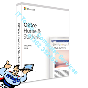 Microsoft Office Home 2019 64bit (1 User)