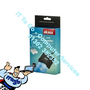 Akasa Electronic ID Reader - IT To Go - Computer Services