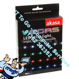 Akasa Red Vegas AK-LD05-50RD Magnetic - IT To Go - Computer Services