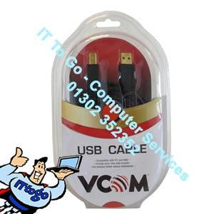 Vcom 1.8m USB Extension Cable