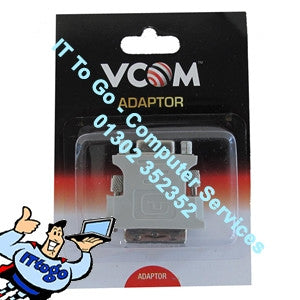 Vcom VGA - DVI Converter - IT To Go - Computer Services