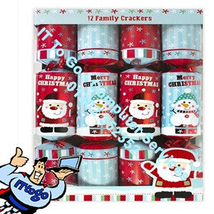 10 Christmas Crackers - IT To Go - Computer Services