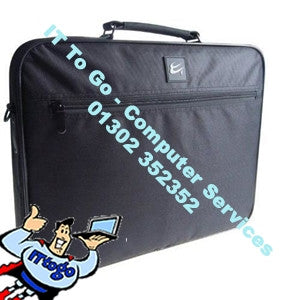 "SH 15.6"" Laptop Bag - IT To Go - Computer Services"