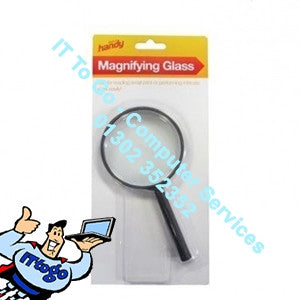 Keep IT Handy Magnifying Glass - IT To Go - Computer Services