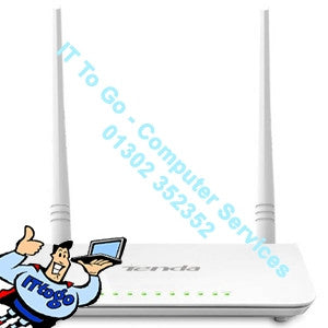 Tenda D301 Wirless ADSL Router - IT To Go - Computer Services