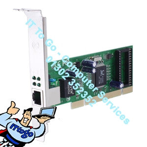 Tenda TEL9901G 10/100/1000 PCI Lan Card - IT To Go - Computer Services