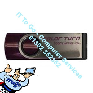 Team Group 32gb Memory Stick - IT To Go - Computer Services