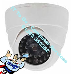 Dummy ET2012 CCTV Camera - IT To Go - Computer Services