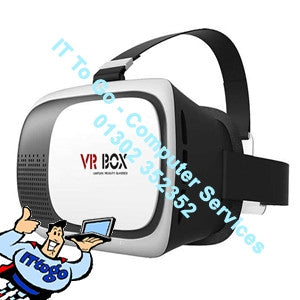 Smart Phone Virtual Reality Headset - IT To Go - Computer Services