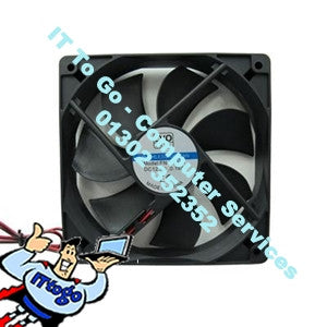 Evo Labs 120mm Case Fan FN-E120BL - IT To Go - Computer Services