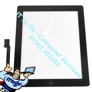 iPad 3/4 Replacement Digitizer - IT To Go - Computer Services