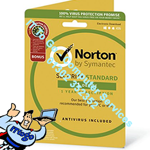 1 User Norton Internet Security - IT To Go - Computer Services