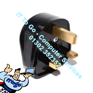 Status Main Plug In Black 13amp - IT To Go - Computer Services