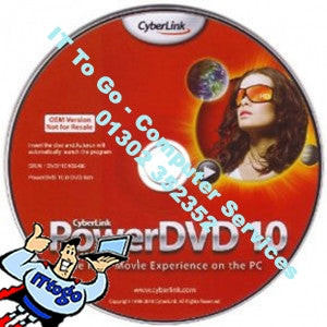 Power DVD OEM - IT To Go - Computer Services