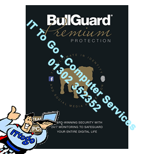 3 User Bullguard Premium Protection 2021 Multi
