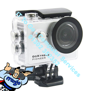 GoPro Go Xtream Pioneer Action Cams Full HD