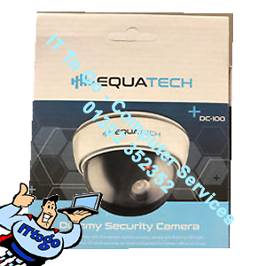EquaTech Dummy Dome CCTV Camera