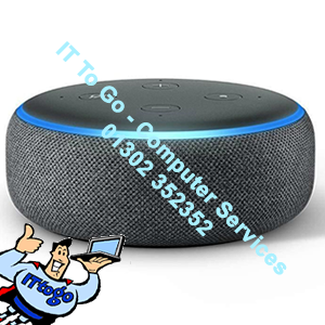 Amazon Echo Dot Multimedia Speaker 3rd Edition - IT To Go - Computer Services