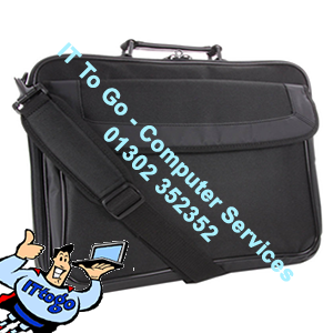 "Targus Classic 15.6"" Laptop Bag - IT To Go - Computer Services"