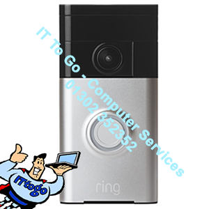 Ring Video Door Bell - IT To Go - Computer Services