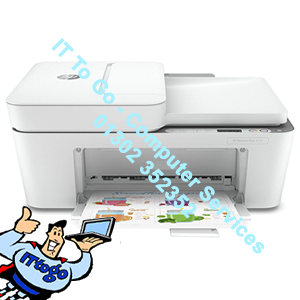 HP Deskjet Plus 4210 All-In-One Printer