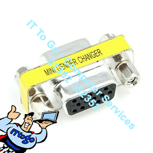 VGA Female (F) - VGA Male (M) Converter/Splitter/Extender/Adapter