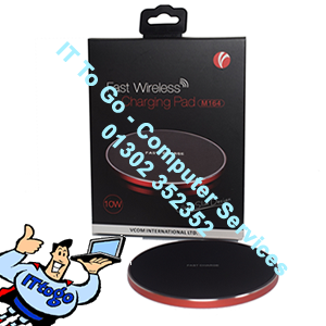 VCOM M164 Fast Charging QI Wireless Charger