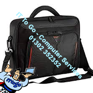 "Targus 17"" Laptop Bag - IT To Go - Computer Services"