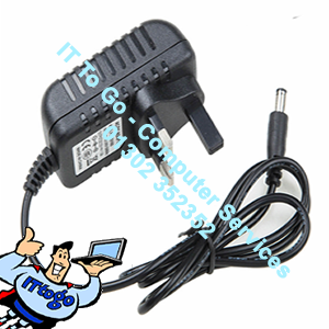 12v 1.25amp CCTV DC Mains Power Charger