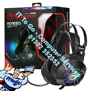 Marvo Scorpion HG9015G 7.1 Virtual Surround Sound RGB LED Gaming Headset (Cabled)