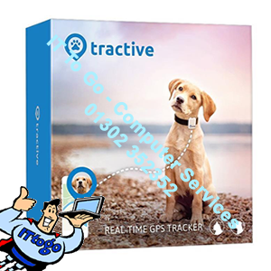 Tractive Dog GPS Tracker