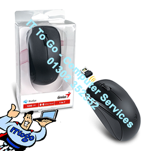 Genius NX-7000 Wireless Black Mouse