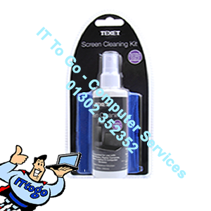 Texet Screen Cleaning Kit - IT To Go - Computer Services