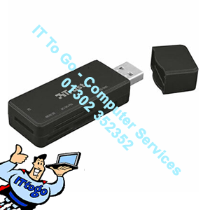 Integral Nanga USB 2.0 Card Reader