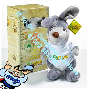 GoSkippy Insurance Kangaroo Soft Toy
